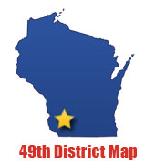 49th District Map