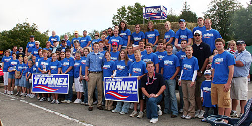 Join Team Tranel